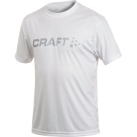 Craft Active Run Logo - Mens Running T-Shirt