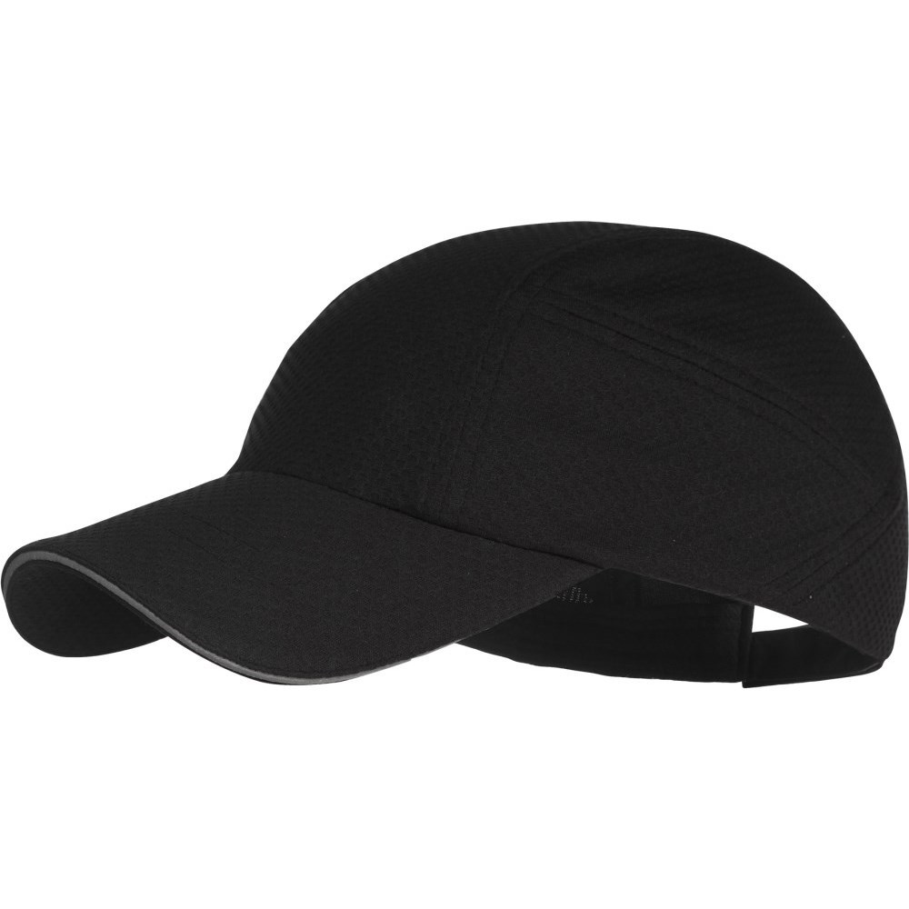 Craft running cap black online sportitude for Cap crafter